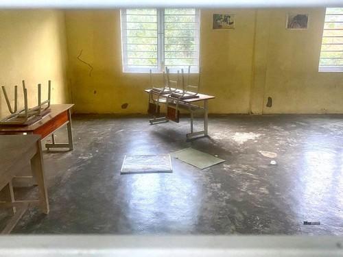 Cộng đồng người Việt ở Ba Lan đến với những ngôi trường ở vùng lũ - ảnh 4