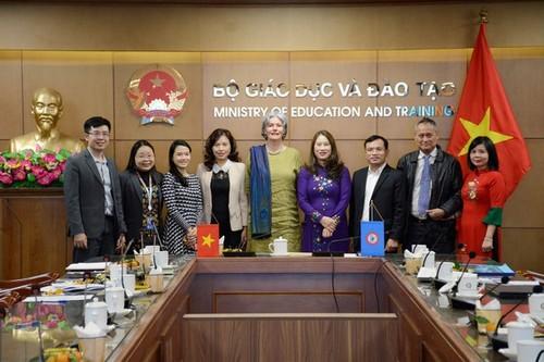 Học sinh Việt Nam đứng đầu trong các chỉ số ở khu vực Đông Nam Á - ảnh 1