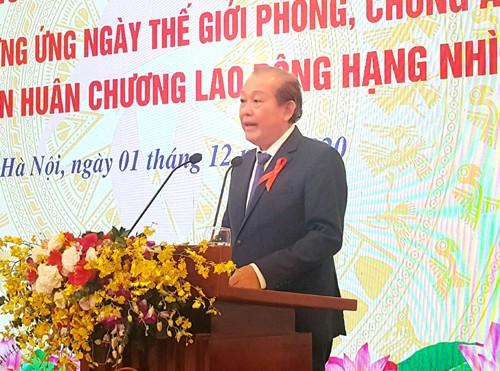 Việt Nam là 1 trong 4 nước có chất lượng điều trị HIV/AIDS tốt nhất thế giới - ảnh 1