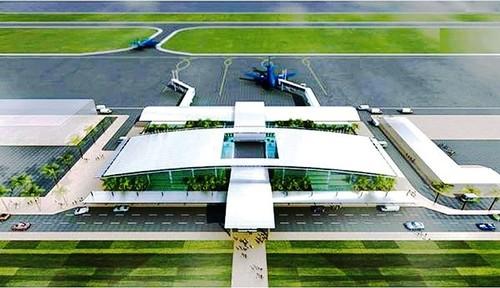 Thẩm định Dự án Cảng hàng không Sa Pa - ảnh 1