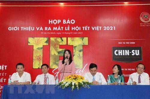 Lễ hội Tết Việt 2021: Tôn vinh giá trị, tinh hoa truyền thống tốt đẹp của người Việt - ảnh 1