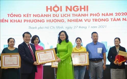 Thành phố Hồ Chí Minh tiếp tục hỗ trợ doanh nghiệp du lịch tháo gỡ khó khăn, phát triển bền vững - ảnh 1