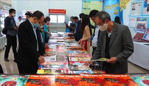Thừa Thiên - Huế: Khai mạc Hội Báo Xuân Tân Sửu 2021 - ảnh 1