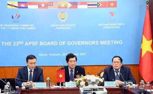Việt Nam chính thức được quyền tổ chức ASEAN Para Games 11 - ảnh 1