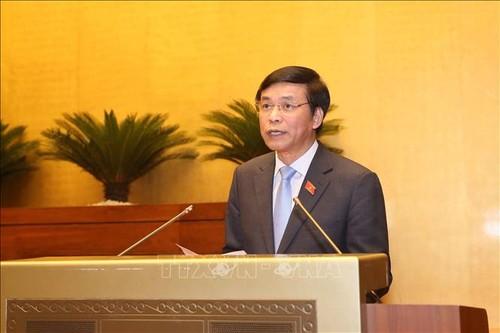 Đảng đoàn Quốc hội giới thiệu 86 người ứng cử đại biểu Quốc hội chuyên trách khóa XV ở Trung ương - ảnh 1
