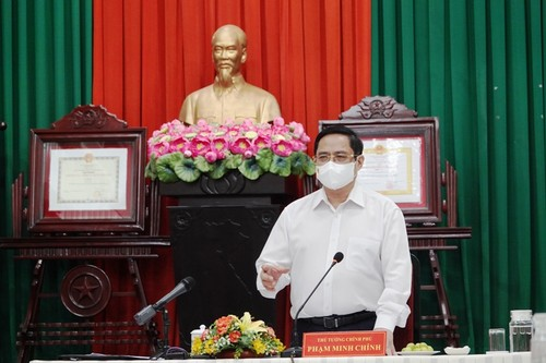Thủ tướng Phạm Minh Chính: Huy động trí tuệ của tập thể, sự vào cuộc của nhân dân trong công tác phòng, chống dịch - ảnh 2