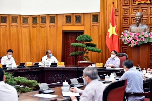 Thủ tướng Phạm Minh Chính: Tiếp tục đổi mới đồng bộ, toàn diện công tác xây dựng pháp luật - ảnh 1
