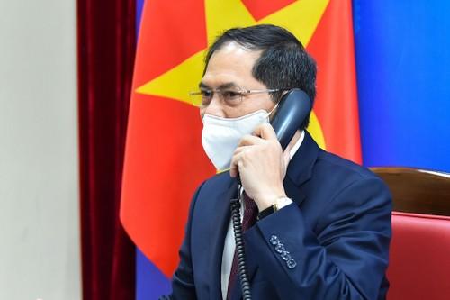 Quan hệ Việt Nam-Hoa Kỳ đang phát triển tích cực trên nhiều lĩnh vực - ảnh 1