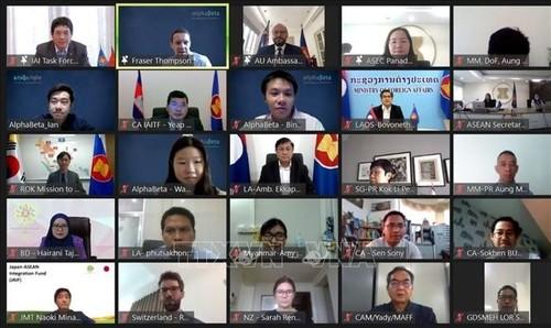 Diễn đàn triển khai Sáng kiến liên kết ASEAN giai đoạn 2021-2025 - ảnh 1