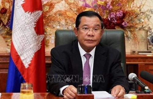 Điện mừng Đảng Nhân dân Campuchia kỷ niệm 70 năm thành lập - ảnh 1