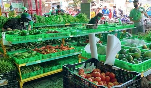 Bảo đảm cung cấp hàng hoá thiết yếu cho các tỉnh phía Nam  - ảnh 1
