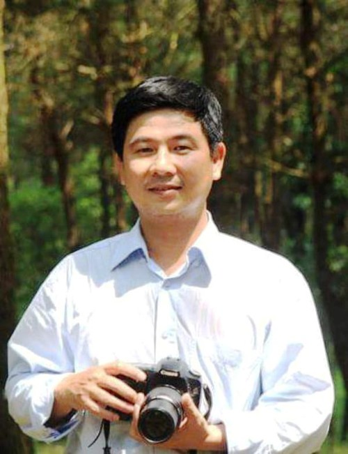 Nhạc sĩ Đặng Hoàng Long: Ngợi ca vẻ đẹp của những miền quê - ảnh 1