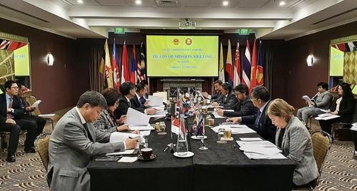 Ủy ban ASEAN tại Canberra phát huy vai trò cầu nối giữa các nước thành viên với Australia - ảnh 1