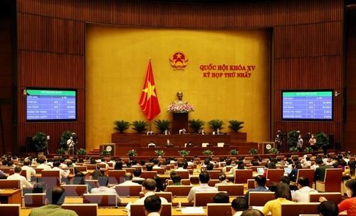Quốc hội đồng ý giảm một Phó thủ tướng trong nhiệm kỳ 2021 - 2026 - ảnh 1
