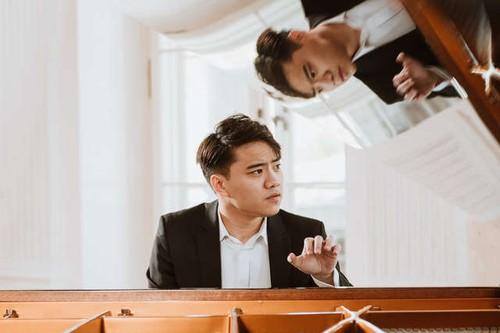 Thứ trưởng Bộ Ngoại giao chúc mừng nghệ sỹ trẻ Việt Nam vào Chung kết cuộc thi Frederik Chopin - ảnh 1