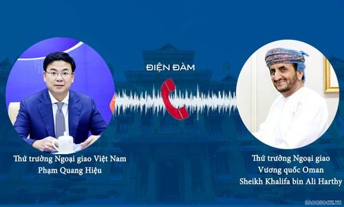 Tăng cường hợp tác song phương Việt Nam - Oman - ảnh 1