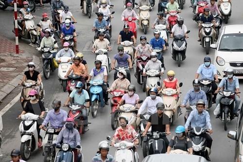 Người dân Hà Nội sẽ được kiểm định khí thải xe máy miễn phí - ảnh 1