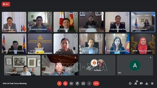Việt Nam chủ trì cuộc họp Nhóm Đặc trách Sáng kiến Liên kết ASEAN - ảnh 1