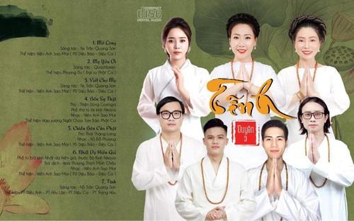 Duyên 3 - Những bản Phật ca sang trọng và sâu lắng - ảnh 2