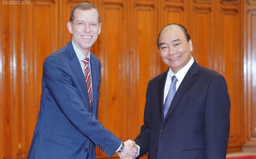 Prime Minister receives leader of Harvard Kennedy School - ảnh 1