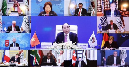Vietnam calls for G20's financial, technological support for developing countries - ảnh 1