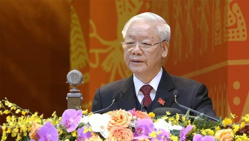 Leaders, friends congratulate Vietnam's reelected Party General Secretary  - ảnh 1