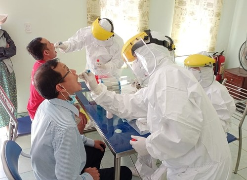 Petroleum workforce stays strong against COVID-19 pandemic - ảnh 3