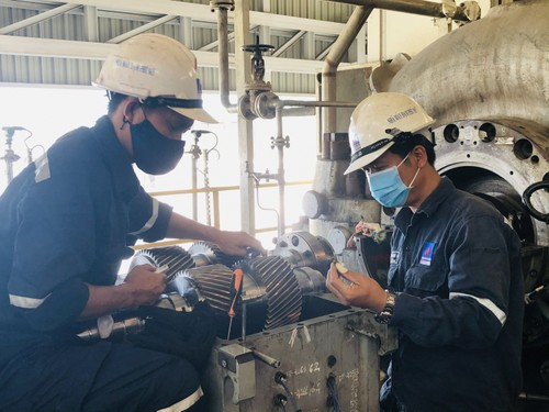 Petroleum workforce stays strong against COVID-19 pandemic - ảnh 4