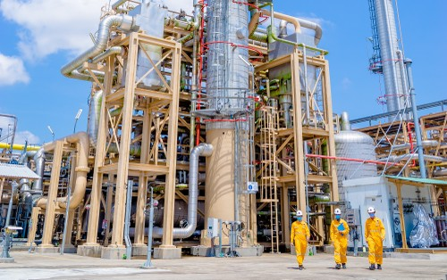 Petroleum workforce stays strong against COVID-19 pandemic - ảnh 1