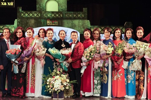 VOV launches contest for Overseas Vietnamese singing folk songs  - ảnh 1