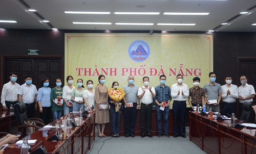 Da Nang sends medical team to help Bac Giang fight pandemic - ảnh 1