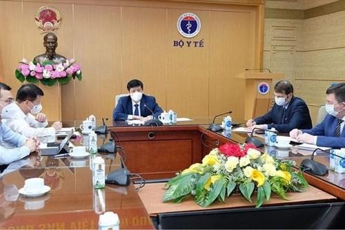 Russia to supply Vietnam 20 million doses of Sputnik V vaccine in 2021 - ảnh 1