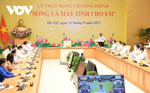 Vietnam to provide 1 million computers to disadvantaged students for online learning amid COVID-19  - ảnh 1