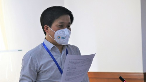 COVID-19 infection rate drops in Ho Chi Minh city's high-risk areas - ảnh 1