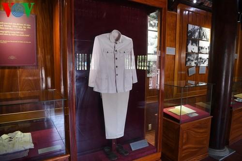 Дом, в котором Президент Хо Ши Мин провел свое отрочество - ảnh 14