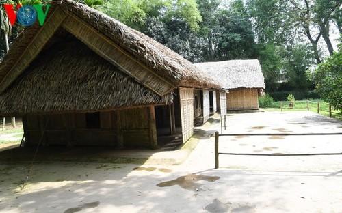 Дом, в котором Президент Хо Ши Мин провел свое отрочество - ảnh 1