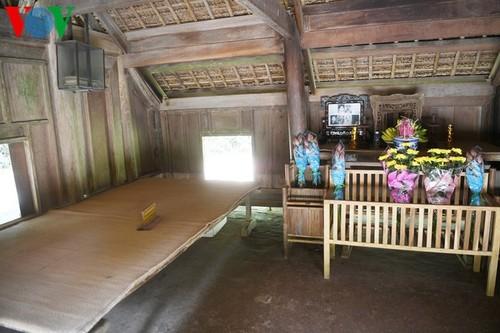 Дом, в котором Президент Хо Ши Мин провел свое отрочество - ảnh 4