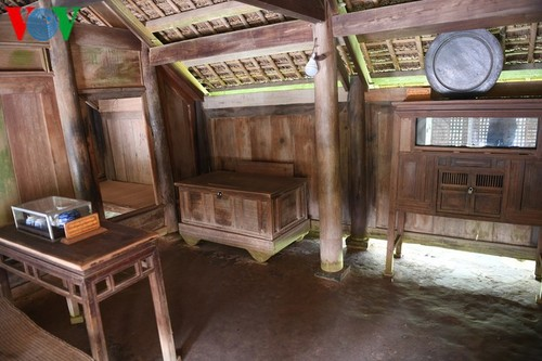 Дом, в котором Президент Хо Ши Мин провел свое отрочество - ảnh 5