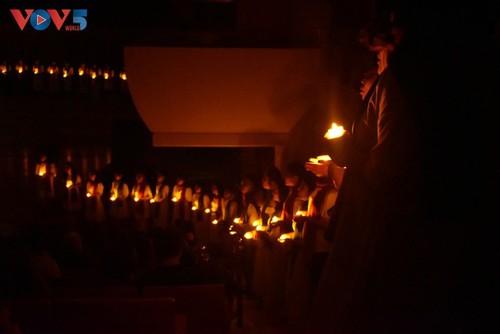Хоровой концерт «Зеленое Рождество» - ảnh 11