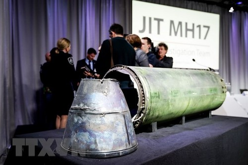 Russia rejects Dutch findings about MH17 crash - ảnh 1
