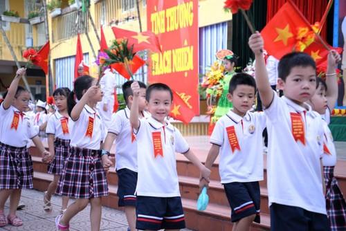 22 million students start new school year - ảnh 11