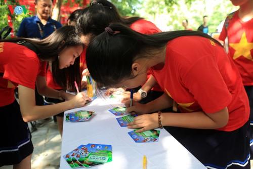 22 million students start new school year - ảnh 23