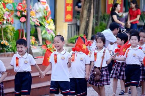 22 million students start new school year - ảnh 4