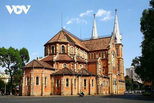 Chiêm ngưỡng tuyệt tác Nhà thờ Đức Bà Sài Gòn - ảnh 4