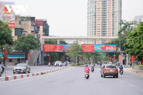 Hanoi ready for National Assembly election day - ảnh 1