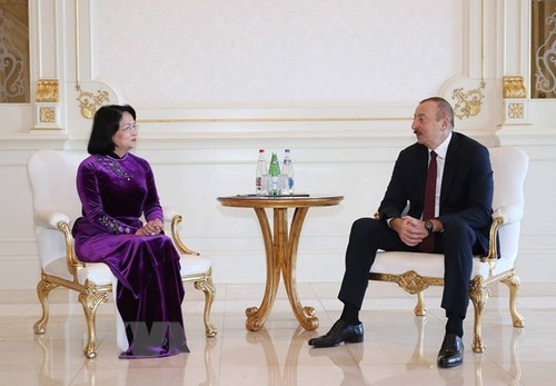 Azerbaijan looks to boost multifaceted cooperation with Vietnam - ảnh 1