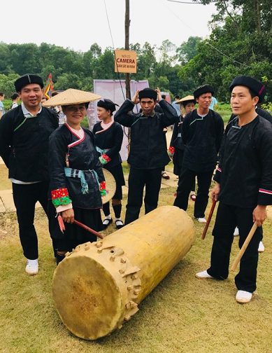 New Year celebrations of Giay ethnic people in Ha Giang province - ảnh 3