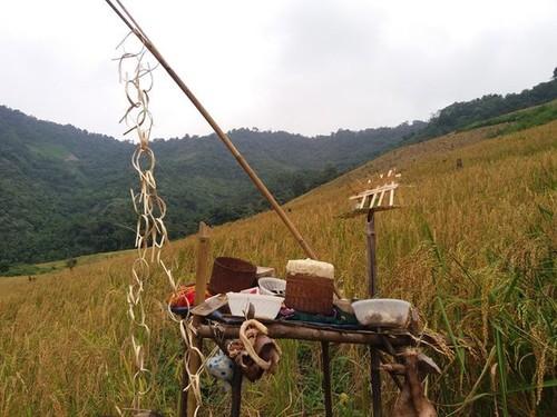 Wedding and new rice ceremonies of Kho Mu people - ảnh 2