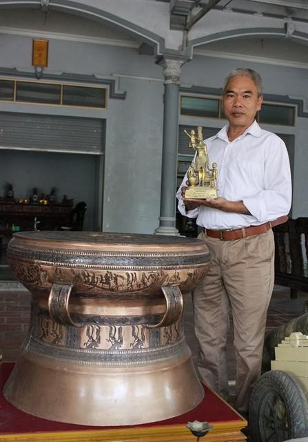 Tra Dong bronze casting village - ảnh 2