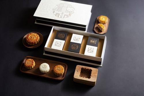 Metropole Hanoi unveils new mooncake flavors  - ảnh 1